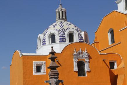 Церковь Сан Хосе в Тласкале