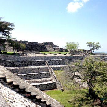 Пирамиды Шочикалько находятся под защитой ЮНЕСКО и являются значимой достопримечательностью Мексики