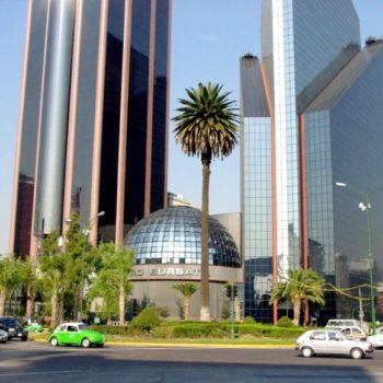 Пасео де Реформа, Мехико Сити