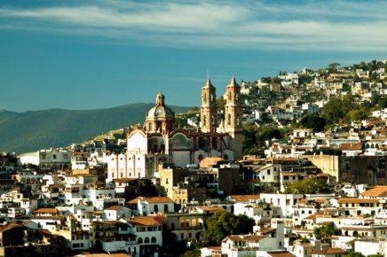 Замечательный город Таско потрясает воображение