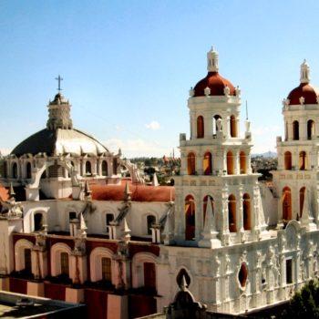 Самая красивая церковь Пуэблы