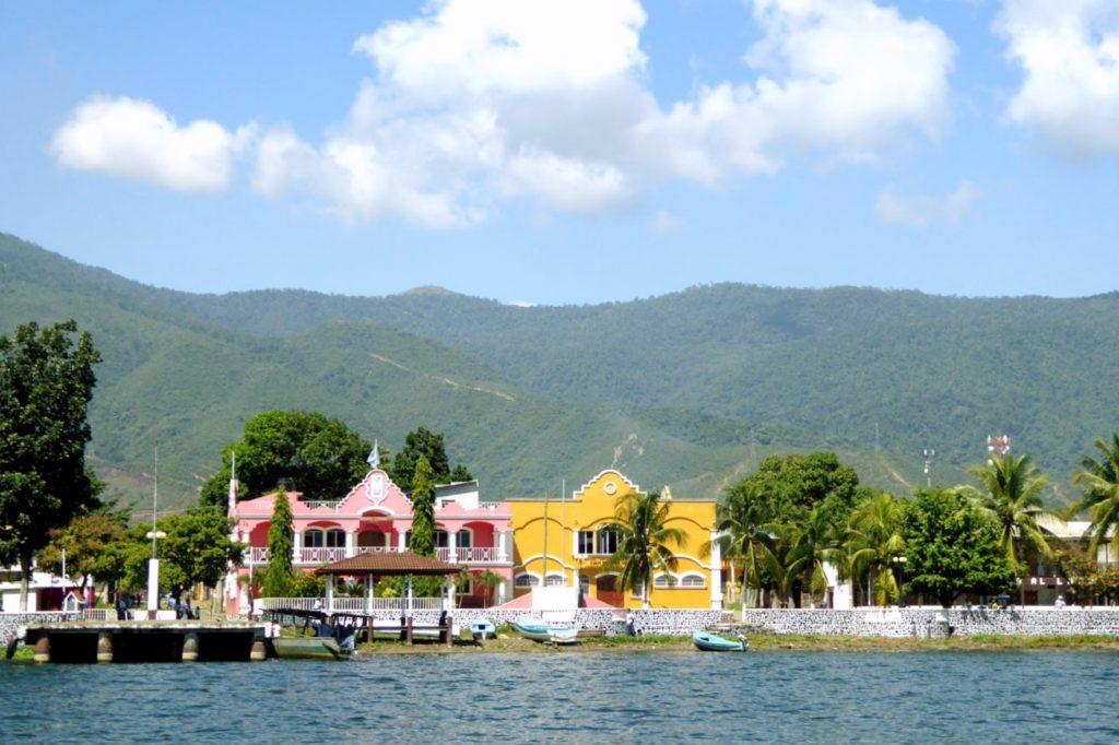 Озеро Исабаль, Гватемала