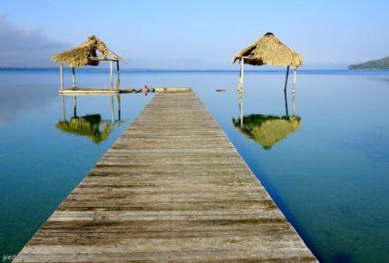 Озеро Петен-Итса, Гватемала