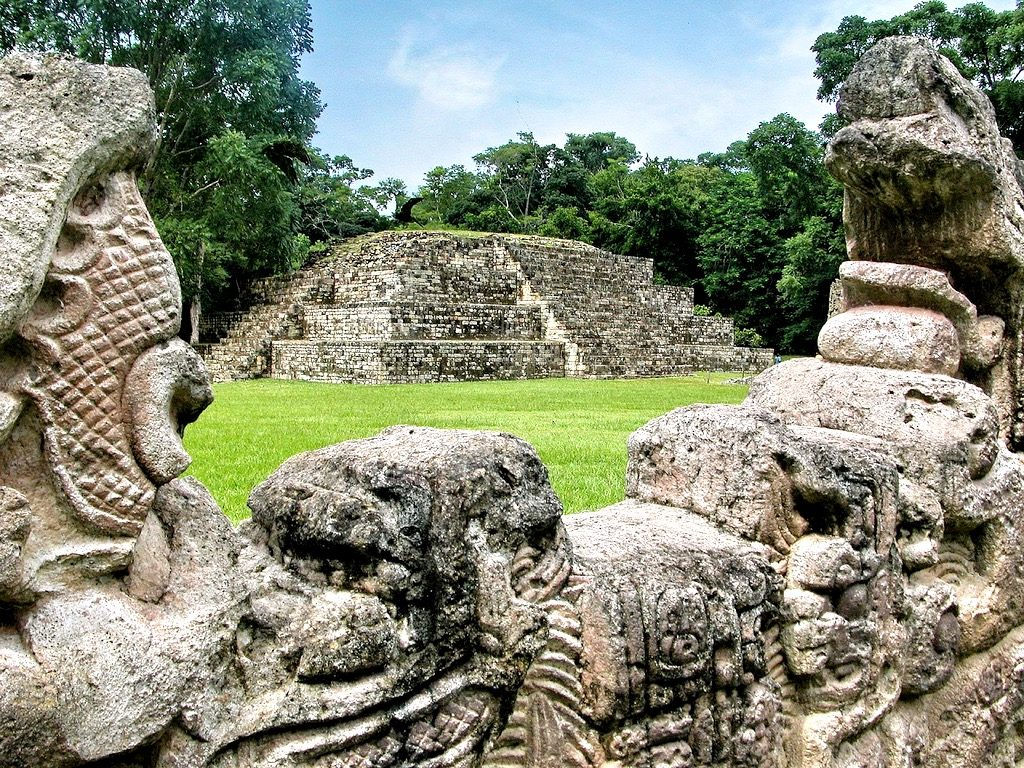 Музей под открытым небом Копан, Археологический комплекс, Гондурас