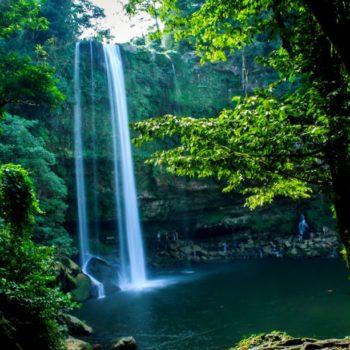 Мисоль Ха - самый красивый водопад Чиапаса