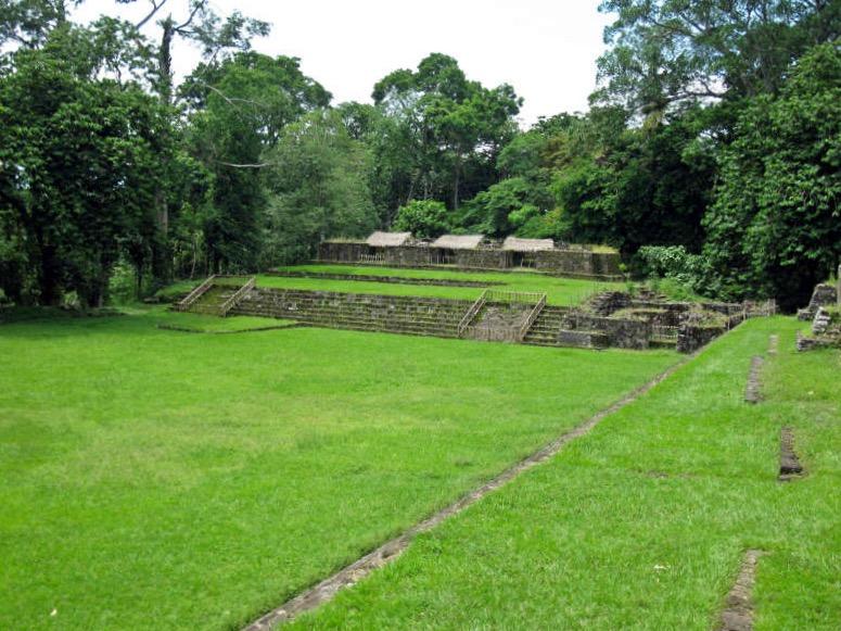 Всемирное наследие город Киригуа, Гватемала