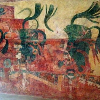 Древний город Бонампак