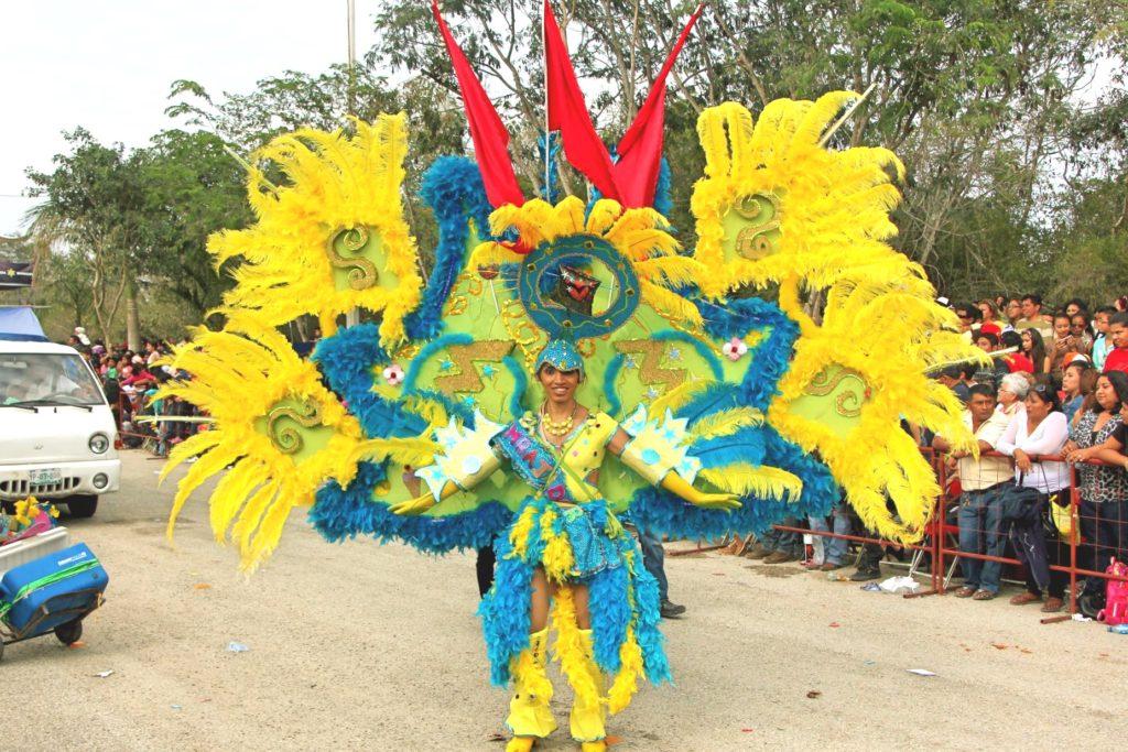 Карнавальный костюм, Мерида, Мексика