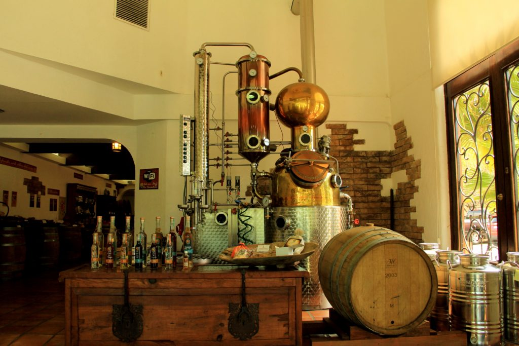 Ликерный музей Ониликан, Масатлан, Мексика