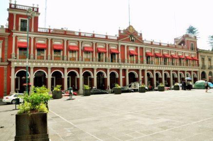 Губернаторский дворец в столице штата Веракрус, Халапа