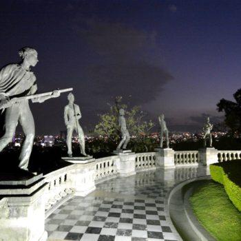 Замок и парк Чапультепек