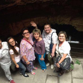 Мы в кратере самого маленького вулкана на планете! Мексика!!!