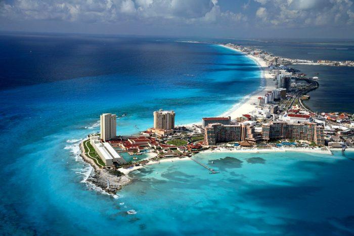 Курорт Канкун и Ривьера Майя— самые популярные курорты в Мексике!