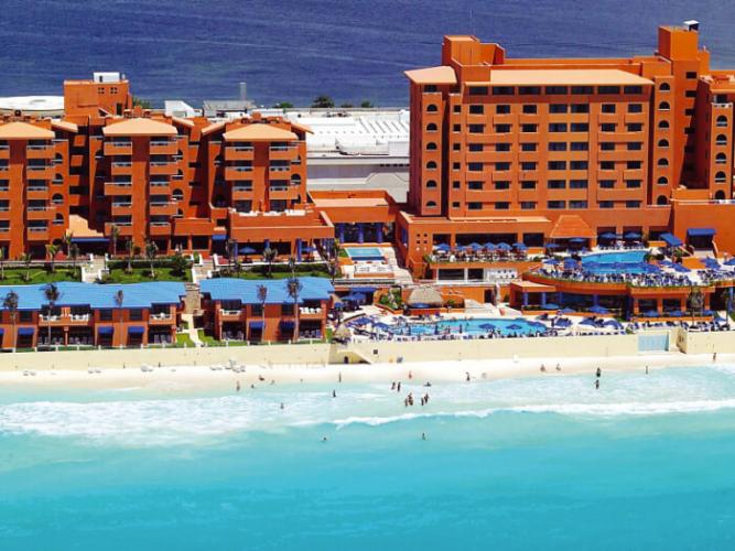 Отзыв об отеле Barcelo Tucancun Beach от 12.07.16