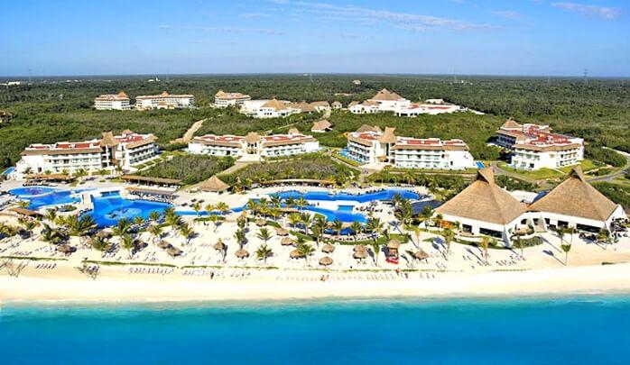 Отзыв об отеле Blue Bay Grand Esmeralda, отзыв от 08.04.15
