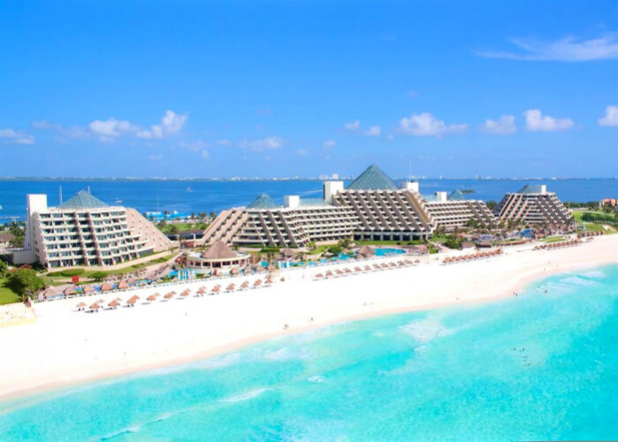Отзыв об отеле Paradisus Cancun Resort о 23.06.16