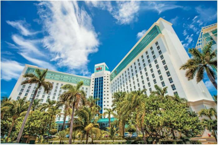 Отзыв об отеле Riu Cancun