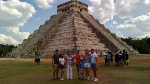 Однодневная поездка к пирамидам в Чичен Ица в Мексике