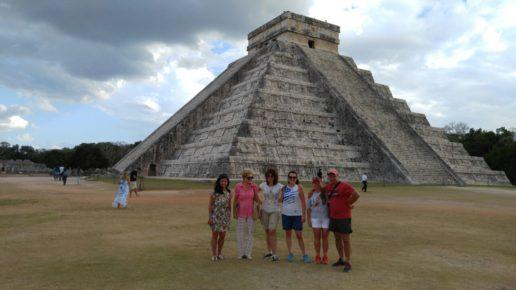 Программа Чичен Ица 5+ в Мексике с гидом