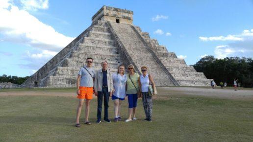 Экскурсии в Мексике с гидом по Чичен ИЦе