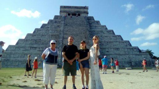 Путешествуя с русским гидом по Мексике
