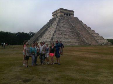 Русские экскурсии в Мексике