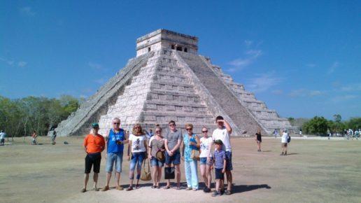 Русскоязычные экскурсии в Мексике