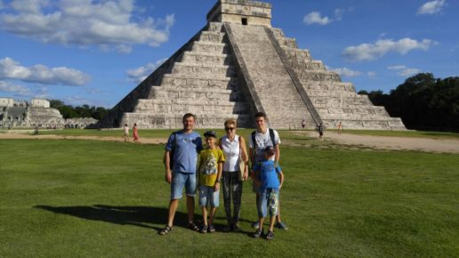 Экскурсии с русским гидом по Мексике