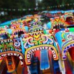 Экскурсия в Сочимилько и 3 музея Мехико сити