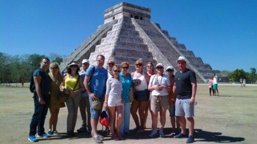 Наши экскурсии в Мексике