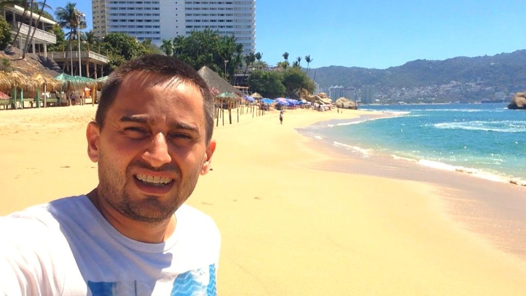Арсен в Акапулько