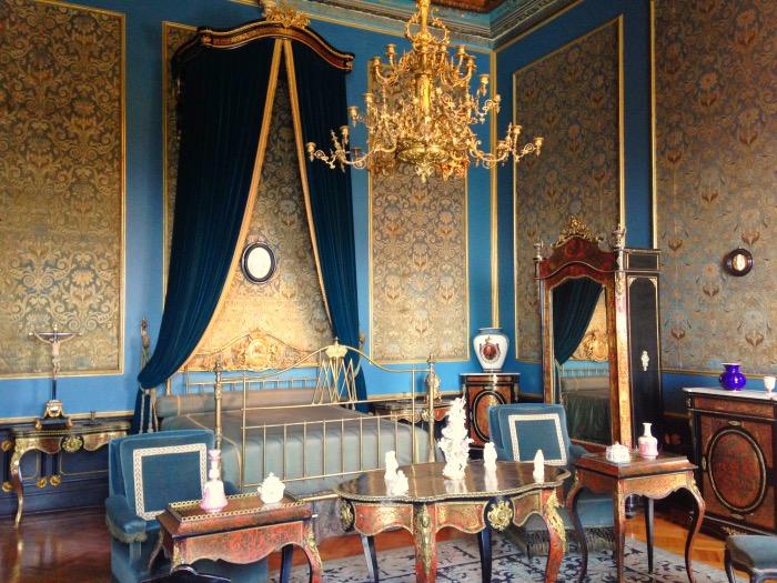 Королевская опочевальня. Замок Чапультепек