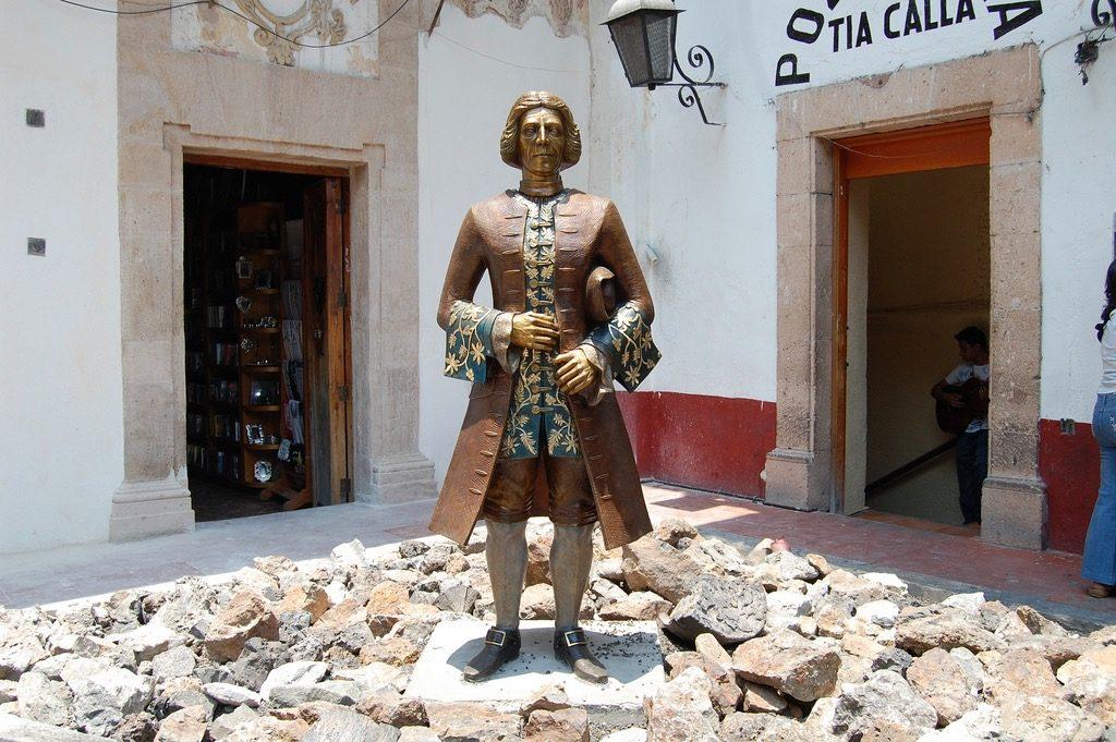 Хосе Борда в Таско