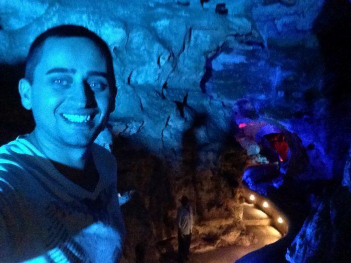 День 8. Пещера Какаумильпа