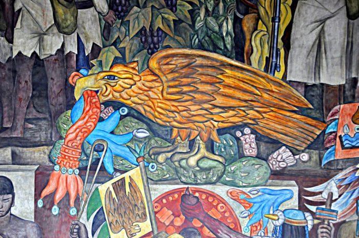 Орел - символ Мексики