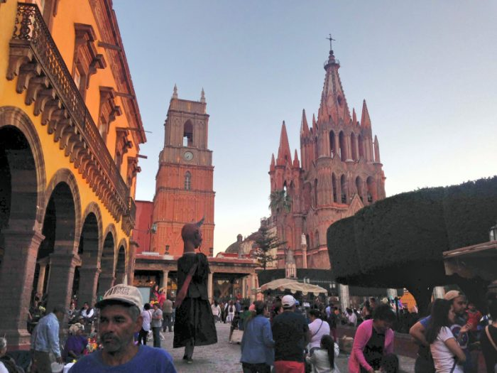 Католическая церковь Святого Михаила Архангела
