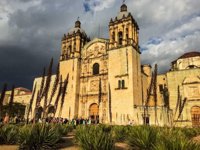День 3. Оахака - дивный край!
