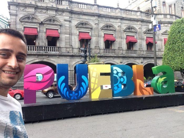 День 20: Город Пуэбла и вулкан Кошкомате