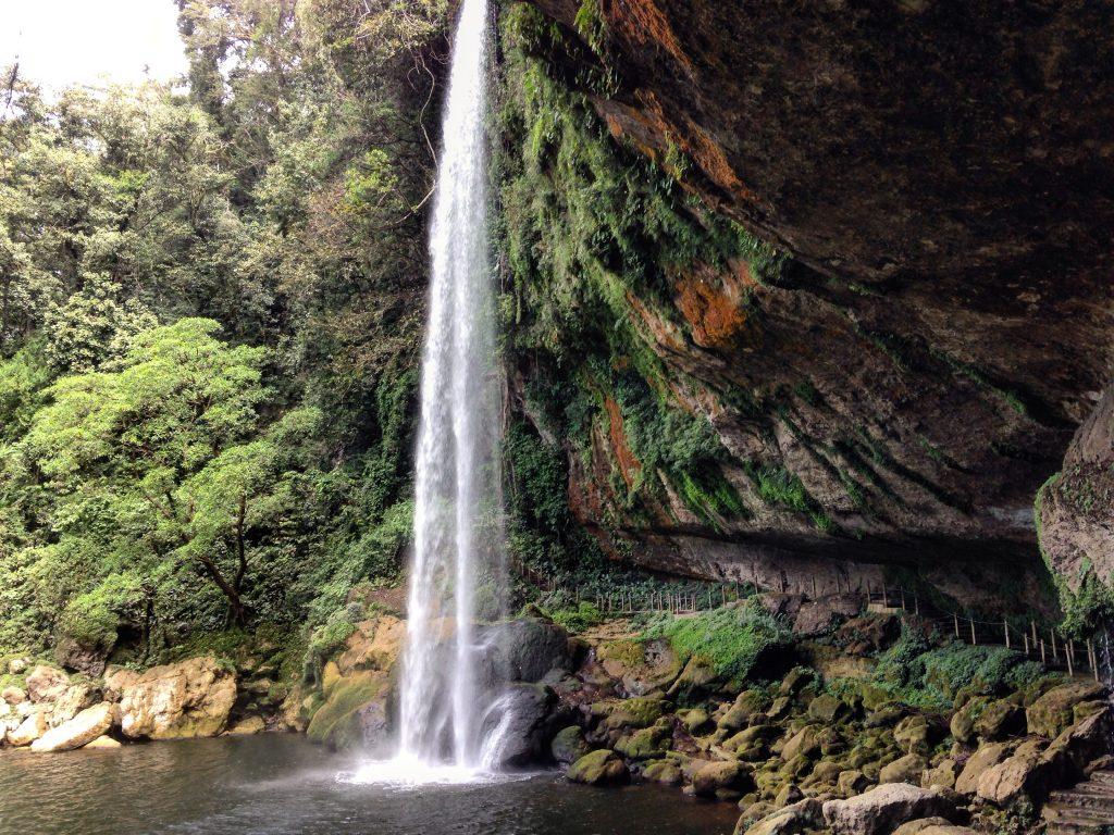 Водопад Мисоль-Ха, Чиапас