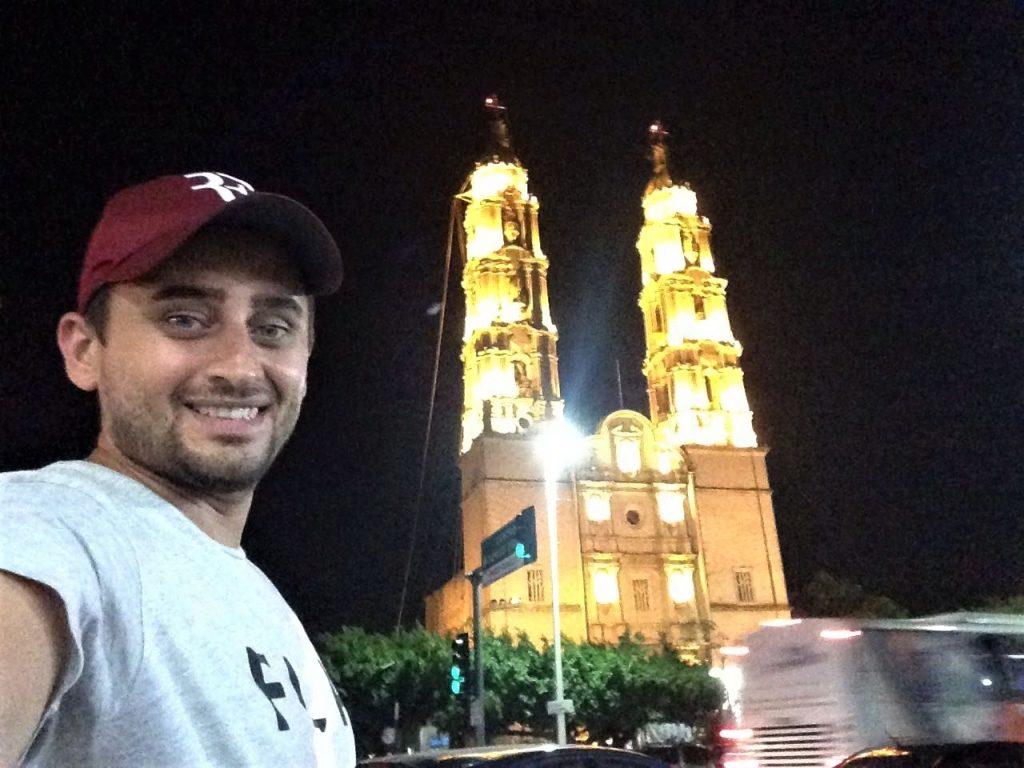 Кафедраль Святого Идельфонсо в городе Мерида