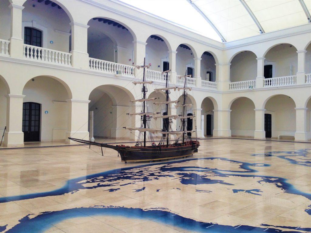 Военно-морской музей, Веракрус