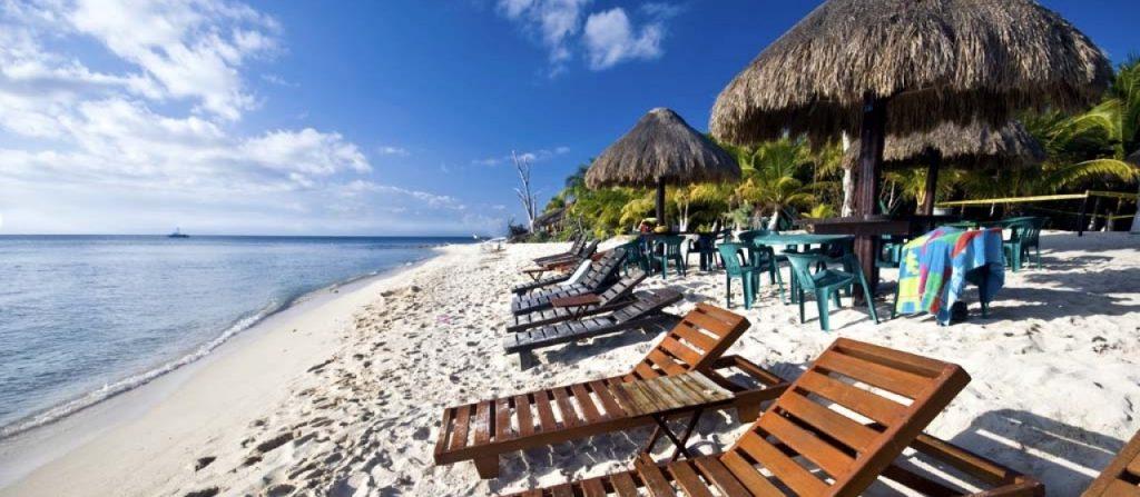 Пляжи в Пуэрто-Ариста, штат Чьяпас.