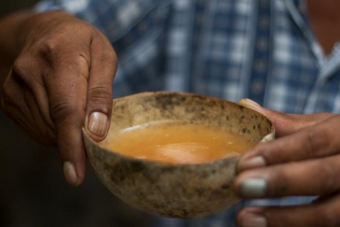 Легенды майя о напитках