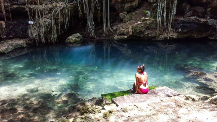 Легенды о сенотах полуострова Юкатан
