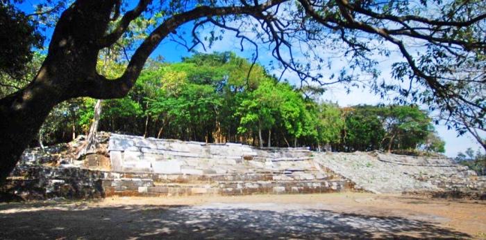 Археологическая зона Иглесиа-Вьеха, штат Чьяпас.