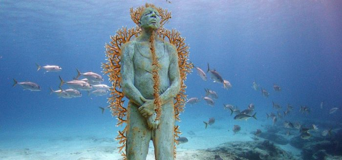 музей подводных скульптур
