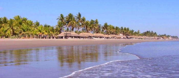 Тонала – пляжи и солнце в Чьяпасе