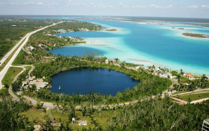 Путешествие по Мексике: Бакалар