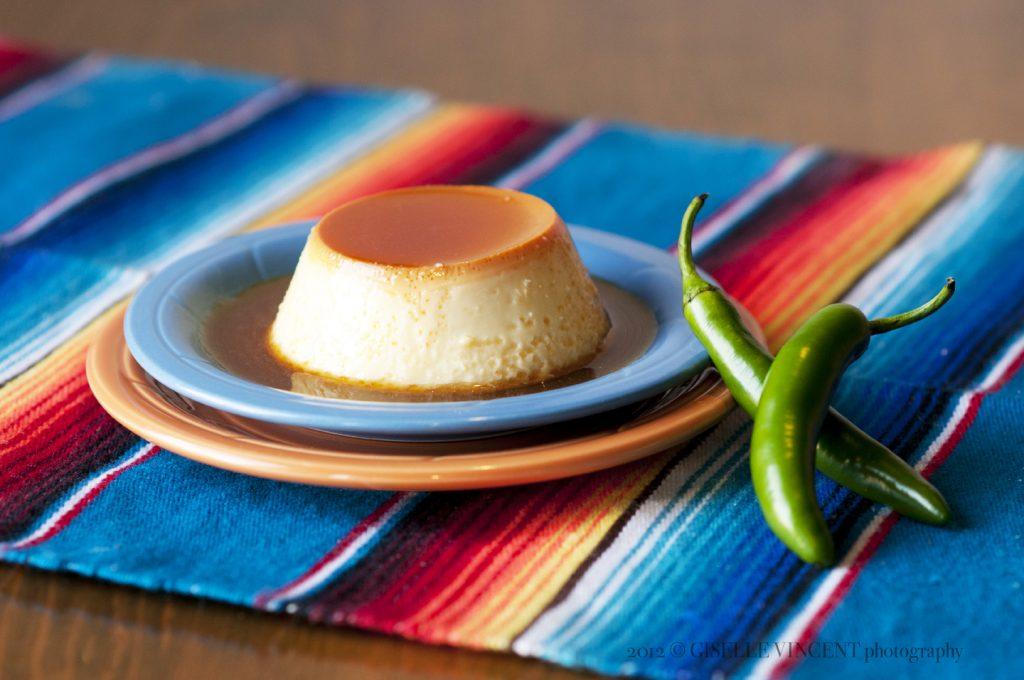 Флан это один из самых популярных десертов на Юкатане.