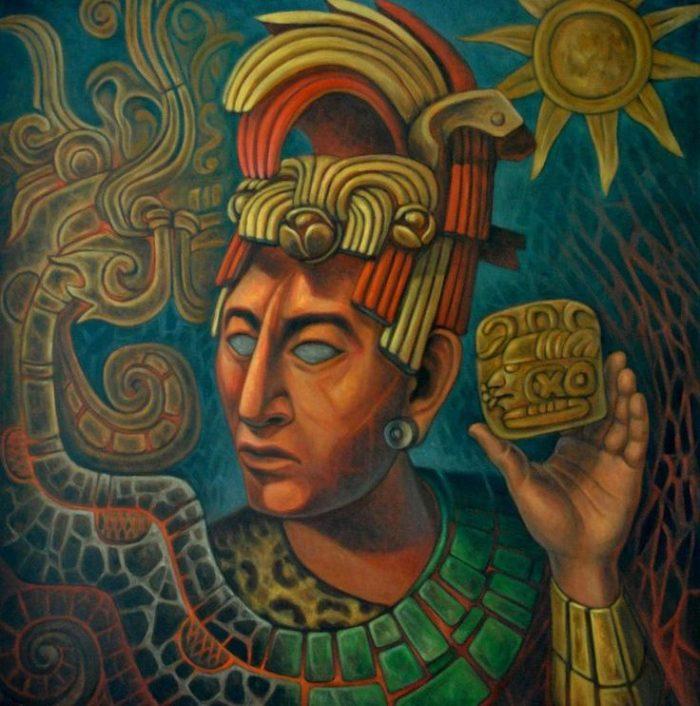 Легенды и поверья народов штата Чьяпас